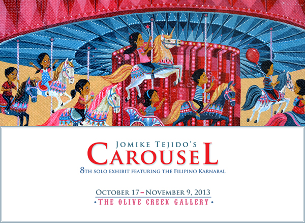 W - Carousel - Invitation Front